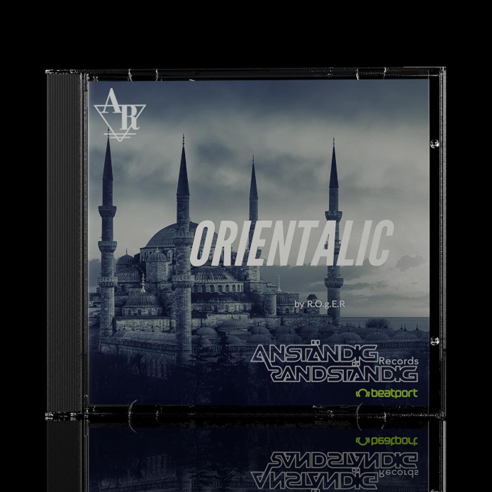 Orientalic R.O.g.E.R Cover